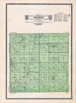 Manston Township, Wilkin County 1915